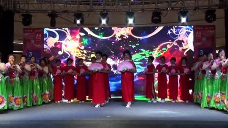 器乐时装组合《化蝶》牡丹江市爱民区老年大学演出