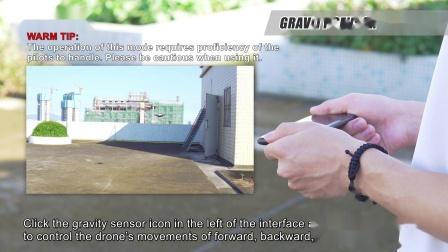 X12操作步骤-10重力感应&轨迹飞行-EN