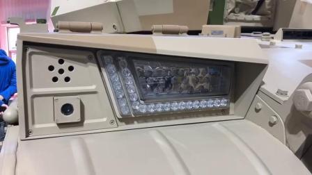#珠海航展 VT-5的LED大灯能晃瞎眼