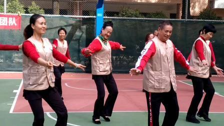 小雨花义工服务团队活动:广场舞《吉祥如意》