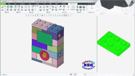 冰盒子工具模型缤纷及零件缤纷功能使用方法及改进