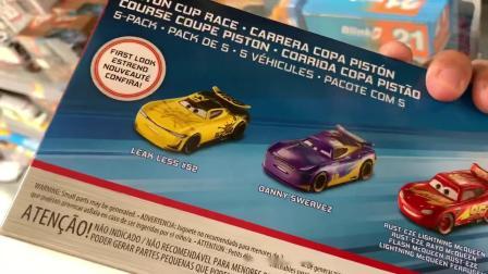 迪斯尼汽车3玩具清道夫狩猎四家商店玩具侏罗纪世界原始朋友玩具狩猎