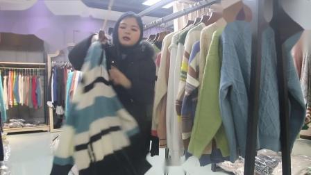 12月11日 杭州欧卷服饰(特价毛衣系列②)10件起批25一件,可以混搭 【注:不包邮】
