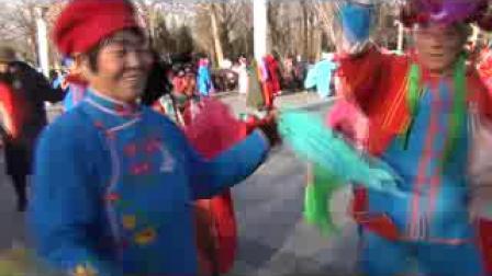乐亭县文园热烈庆祝秧歌队成立七周年20191211