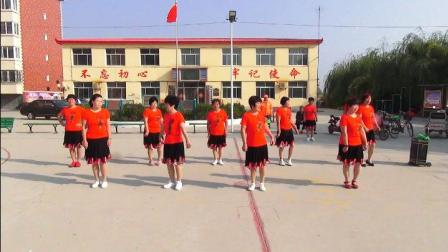 杜权村舞蹈队:阿妹俏 杜铁林摄录