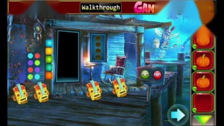 救援卡通土豆人攻略语音解说魔法女王密室逃脱攻略系列之5117