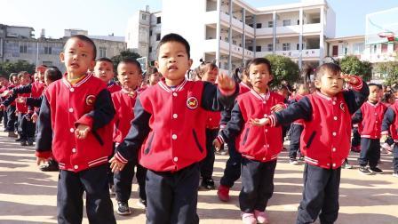 麦岭镇小精灵幼儿园第十一届亲子运动会视频短片