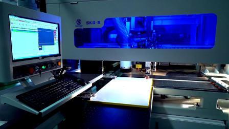 先达数控 SKD 系列(六面钻)智能木工钻铣加工中心