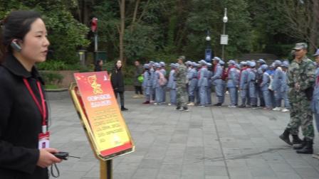凤冈三中:600多名学生参加研学活动 观看大型情景剧《伟大转折》