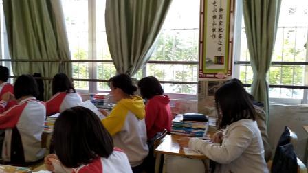 2019-2020学年第一学期九年级政治科《我们的中国梦》陂面中学莫介和教师