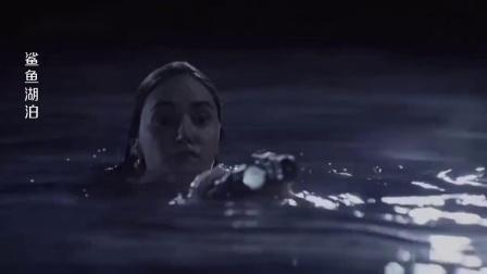 鲨鱼湖泊:两人落水,男子被鲨鱼攻击,一枪打死鲨鱼,被母鲨报复
