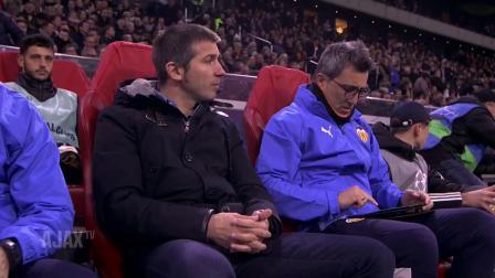 Highlights Ajax - Valencia