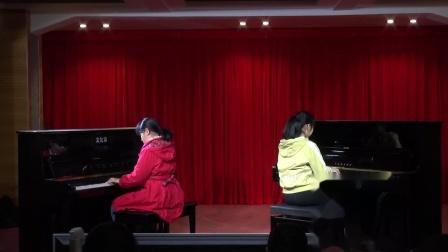 02 双弹钢琴 -馨艺3期声乐期末考试