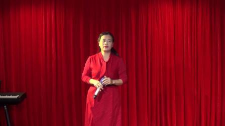 12《送别》古翠莲 -馨艺3期声乐期末考试