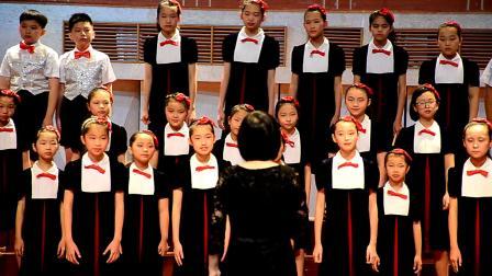 丰泽区 第二中心小学参加泉州市中小学合唱比赛