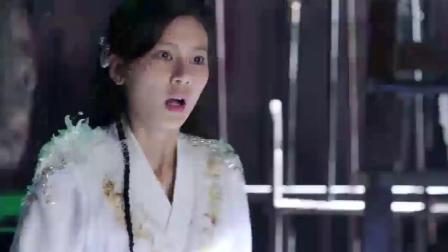 一夜新娘:海霸王为了救花溶受伤了,花溶慌啦,真爱啊