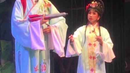 广东小梨花青年潮剧团下乡演出金花女