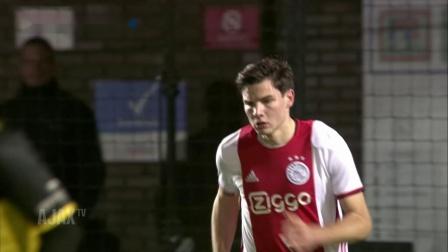 荷乙第18轮比赛集锦:阿贾克斯预备队 - 罗达JC