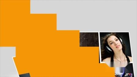 Motion模板 照片拼贴图片墙展示片头效果