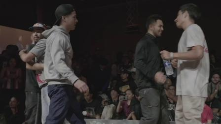 Red Bull BC One All Stars vs Rock Force 半决赛 Freestyle Session 2019