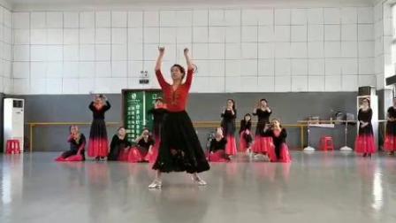 维吾尔族舞蹈《手位组合》