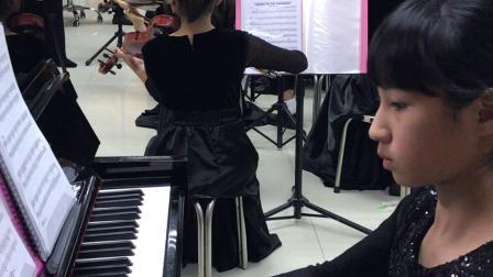 《加勒比海盗》-美莲小学弦乐团-指挥曾子姗老师-Pony