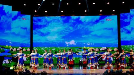 藏族舞蹈《吉祥谣》指导教师 李艳茹 演出单位 富区璇雪分会