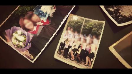 ae片头 公司晚会 年会片头 110怀旧复古回忆老照片相册图片展示同学聚会视频片头ae模板 PR模板