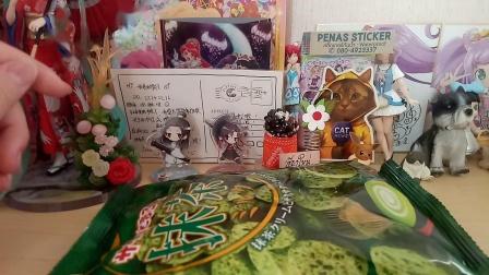 日本抹茶饼干品鉴