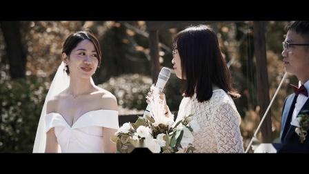 【大咖映画】Z&X 蔚蓝比华利户外婚礼