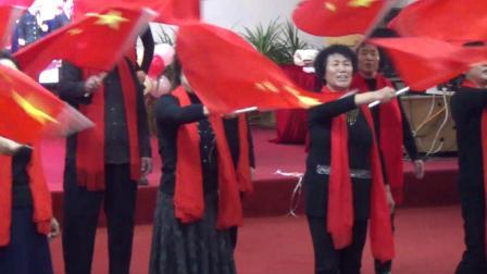 合唱《五星红旗》