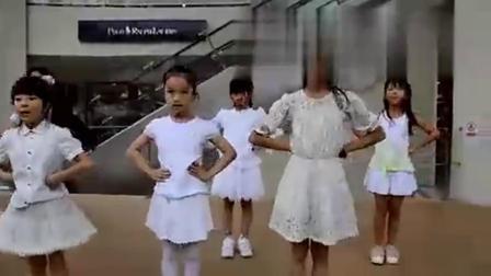 《123我爱你》儿童节舞蹈教学简单易学幼儿舞蹈视频
