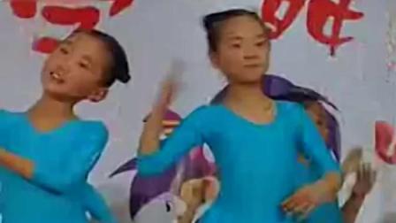 幸福拍手歌 儿童舞蹈教学示范 舞蹈