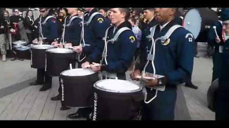 美国空军乐团和陆军乐团之间的战争【酷客春季】