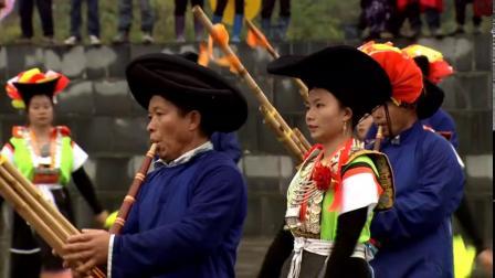 (十六)芦笙表演-高坡乡中心小学民族文化进校园教师代表队