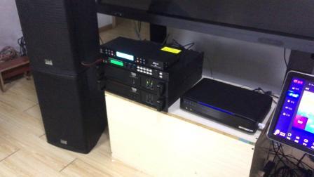 DTS12寸音箱一套测试