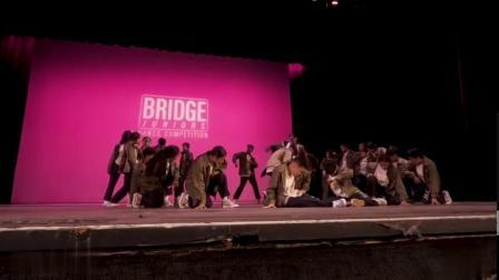 美国青少年齐舞赛事Bridge Jrs,2019青少年组亚军 看看什么叫做青出于蓝而胜于蓝!