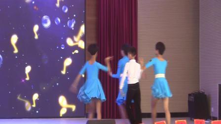 武溪中学34周年校庆表演之拉丁舞