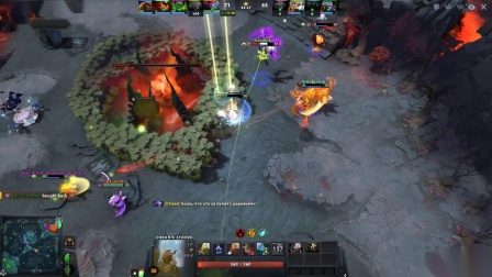 Dota 2 Real MVP of the game