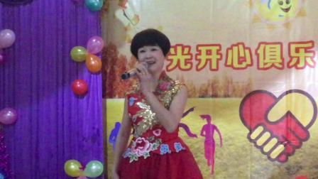 菊花演唱《爱在天地间》菊花、吴哥演唱《东方·扬帆起航》(华哥、吴哥自创歌曲》