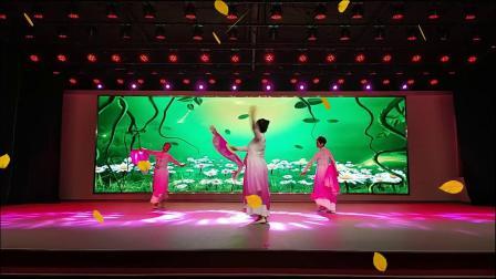 舞蹈:一片落叶(刘咪舞蹈课堂宜都学员)