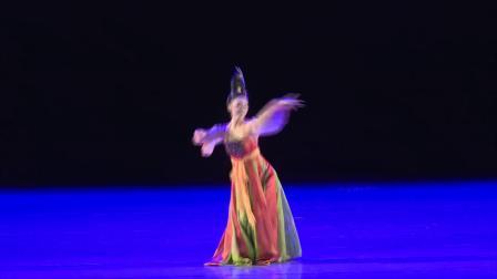 第十六届北京舞蹈大赛《唐印》孙灿(北京舞蹈学院)
