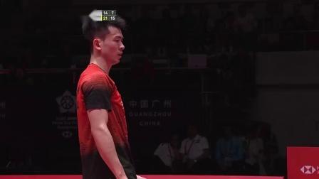 混双决赛集锦郑思维黄雅琼vs黄东萍王懿律