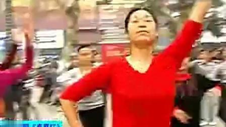 九江广场舞《高原红》