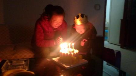奶奶五十四岁生日