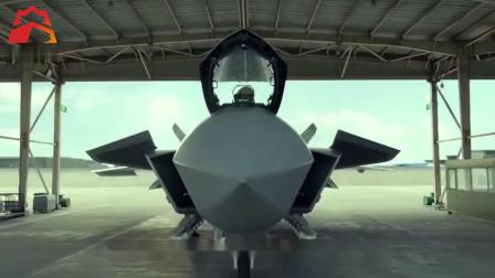 珠海航展前夕歼20上演激情预演,一关键设备曝光,堪比美国F35