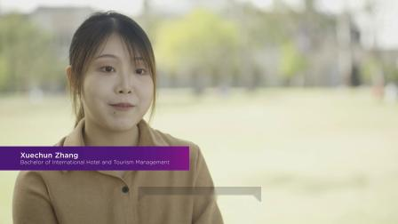 Hear from our Chinese students