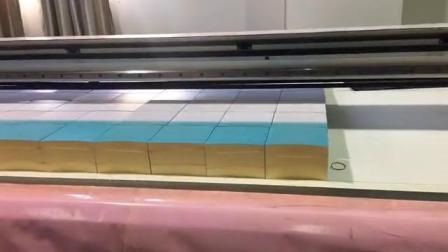 越达彩印-书本侧边UV打印机打印