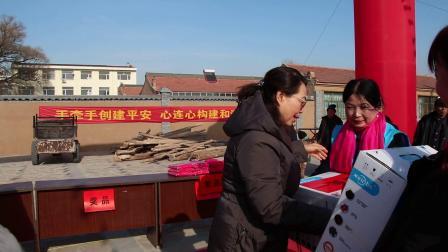农村妇女拔河友谊赛 灵丘县妇女联合会主办