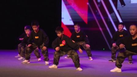 艺启艺术培训机构-街舞《炸舞阵线》